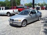 2003 Titanium Silver Metallic BMW 3 Series 330i Sedan #30367916