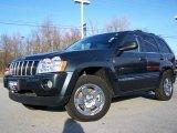 2006 Steel Blue Metallic Jeep Grand Cherokee Limited 4x4 #2974329
