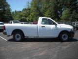 2010 Stone White Dodge Ram 1500 ST Regular Cab #30431988