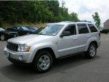 2006 Bright Silver Metallic Jeep Grand Cherokee Limited 4x4 #30432486