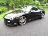 2008 Black Porsche 911 Turbo Cabriolet #30432014