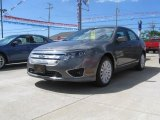 2010 Sterling Grey Metallic Ford Fusion Hybrid #30432525