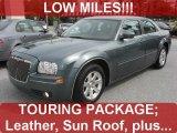 2005 Satin Jade Pearl Chrysler 300 Touring #30431880