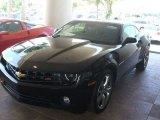 2010 Black Chevrolet Camaro LT/RS Coupe #30432034