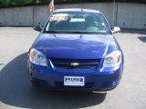 2007 Laser Blue Metallic Chevrolet Cobalt LS Sedan #30432049