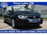 2007 Thunder Blue Metallic Volkswagen Eos 2.0T #30432599