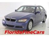 2007 Montego Blue Metallic BMW 3 Series 328i Sedan #30432069