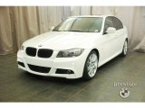 2010 Alpine White BMW 3 Series 335i Sedan #30431941