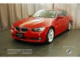 2007 Crimson Red BMW 3 Series 335i Coupe #30431948