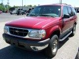 2000 Toreador Red Metallic Ford Explorer XLT 4x4 #2973968