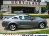 2007 Tungsten Grey Metallic Ford Mustang GT Premium Coupe #30432117