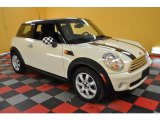2007 Pepper White Mini Cooper Hardtop #30432419
