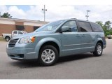 2010 Clearwater Blue Pearl Chrysler Town & Country Touring #30484857