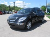 2010 Carbon Black Metallic Buick Enclave CXL AWD #30485198