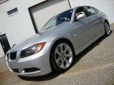 2006 Titanium Silver Metallic BMW 3 Series 330i Sedan #30484529