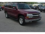 2004 Sport Red Metallic Chevrolet Tahoe LT 4x4 #30485215