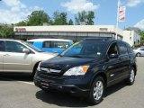 2007 Nighthawk Black Pearl Honda CR-V EX-L 4WD #30484878
