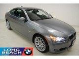 2007 Space Gray Metallic BMW 3 Series 328i Coupe #30484897