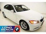 2008 Alpine White BMW 3 Series 328i Sedan #30484898