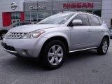 2006 Brilliant Silver Metallic Nissan Murano SL AWD #30484917