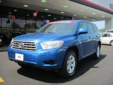 2008 Blue Streak Metallic Toyota Highlander  #30485011