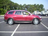 2010 Red Jewel Tintcoat Buick Enclave CXL #30485045
