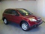 2007 Tango Red Pearl Honda CR-V EX 4WD #30485103