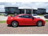 2003 Saronno Red Mitsubishi Eclipse GTS Coupe #30544213