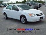 2007 Summit White Chevrolet Cobalt LS Sedan #30544215