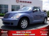 2007 Marine Blue Pearl Chrysler PT Cruiser Convertible #30543975
