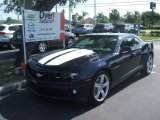 2010 Imperial Blue Metallic Chevrolet Camaro SS Coupe #30543824