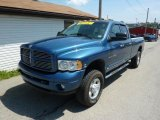 2004 Dodge Ram 3500 Atlantic Blue Pearl