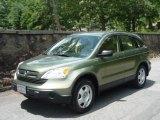 2007 Green Tea Metallic Honda CR-V LX #30543853