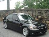 2007 Jet Black BMW 3 Series 335i Sedan #30543854