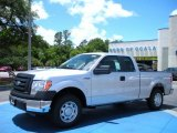 2010 Ingot Silver Metallic Ford F150 XL SuperCab #30543859