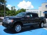 2010 Tuxedo Black Ford F150 Platinum SuperCrew 4x4 #30543861