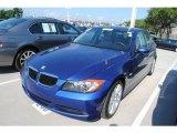2007 Montego Blue Metallic BMW 3 Series 328i Sedan #30544206