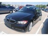 2008 Jet Black BMW 3 Series 328i Sedan #30544211