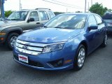 2010 Sport Blue Metallic Ford Fusion SE #30543683