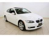 2007 Alpine White BMW 3 Series 328xi Coupe #30544288