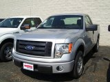 2010 Ingot Silver Metallic Ford F150 STX Regular Cab #30543866