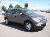 2010 Cocoa Metallic Buick Enclave CXL AWD #30543730