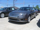 2010 Sterling Grey Metallic Ford Fusion SE #30544335