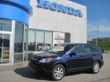 2007 Royal Blue Pearl Honda CR-V EX-L 4WD #30543912