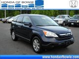 2007 Royal Blue Pearl Honda CR-V EX-L 4WD #30543758