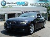 2007 Monaco Blue Metallic BMW 3 Series 328xi Coupe #30543770