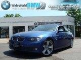 2007 Montego Blue Metallic BMW 3 Series 335i Coupe #30543772
