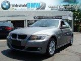 2010 Space Gray Metallic BMW 3 Series 328i xDrive Sedan #30543773