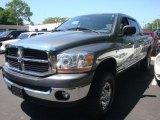 2006 Mineral Gray Metallic Dodge Ram 1500 SLT Mega Cab 4x4 #30544383