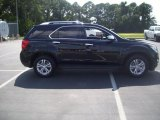 2010 Black Chevrolet Equinox LT #30544159